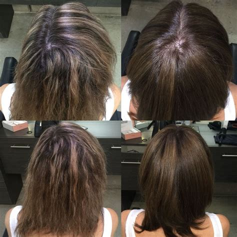 Esalon Resistant Grey | 50 best before afters images on pinterest hair color