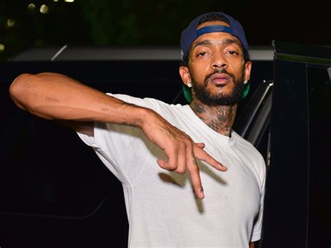 Nipsey Hussle Criminal Record Nipsey Hussle Spends In Outstanding