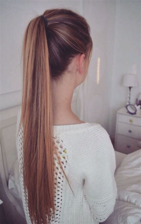 hair pony for hair 17 best ideas about long hair ponytail on pinterest pony