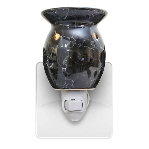 plug in tart warmer night light for scented wax bar oil