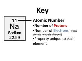Sodium 11 Protons Structure And Stability Of Nuclei Fission Fusion And