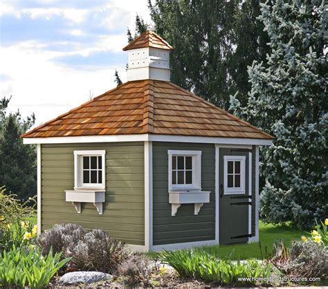 garden sheds homestead structures