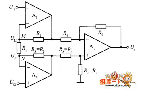 integrated instrumentation lifier circuit diagram lifier circuit circuit diagram