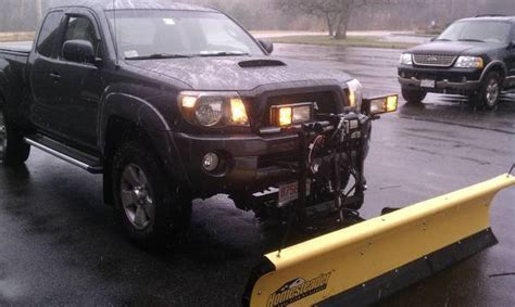 Snow Plow For Toyota Tacoma 301 Moved Permanently
