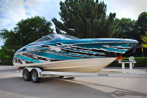 vinyl wrap a boat how to care for and clean your boat wrap car wrap city