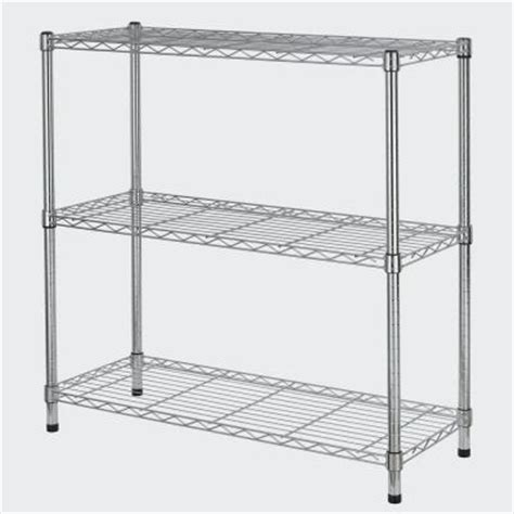 hdx 3 tier 35 7 in x 36 5 in x 14 in wire home use