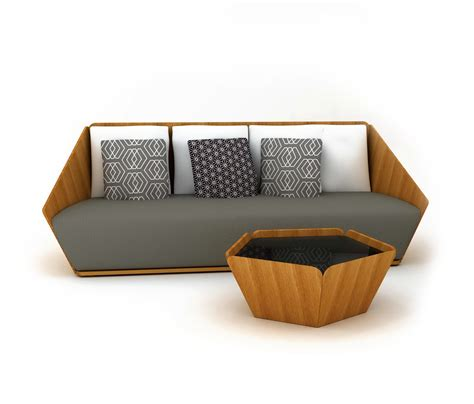 Origami Sofa - origami lounge sofas from deesawat architonic
