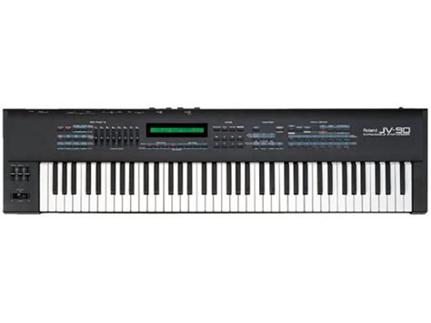 Keyboard Roland Jv 90 roland synthesizer chronicle 89 synths in pictures jv 90 tech news musicradar