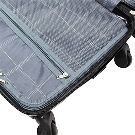 valigie da cabina valigia da cabina 55 cm valigetta rigida trolley 4 ruote