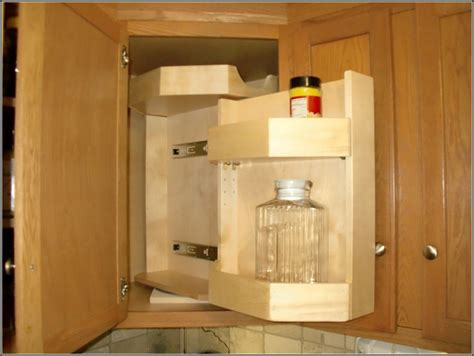 Blind Kitchen Cabinet Organizer Large Blind Corner Cabinet Organizer The Clayton Design How To Modify Blind Corner Cabinet