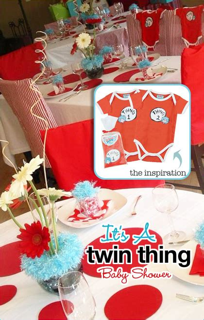 Thing 1 Thing 2 Baby Shower by Real Thing 1 Thing 2 Baby Shower The