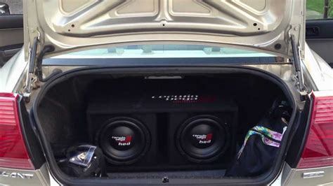 Speaker Mobil 4 Ads 442b cerwin mobile hed 2 10 quot subs
