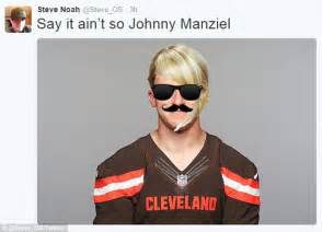 Johnny Manziel Memes - johnny manziel wore blond wig to party incognito in las