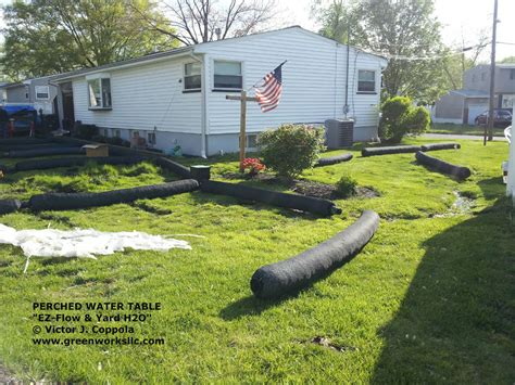 french drain contractor monmouth county greenworks