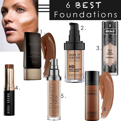 the 6 best foundations you must try the co reportthe co