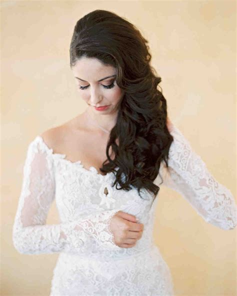 Wedding Hair Dress Up by The Best Hairstyles For Every Wedding Dress Neckline