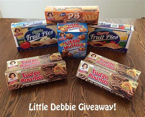 Little Debbie Giveaway - little debbie giveaway featuring fudge rounds