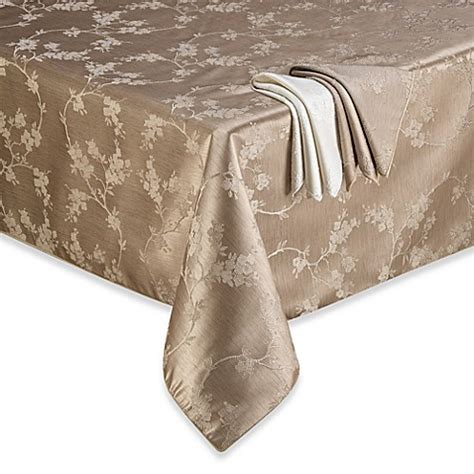 bed bath and beyond tablecloth regency tablecloth bedbathandbeyond ca