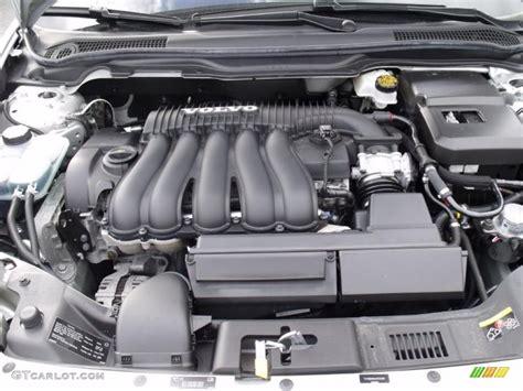volvo    liter dohc  valve vvt  cylinder engine photo  gtcarlotcom