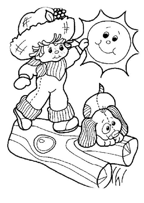 Children Coloring 2 Coloring Town Coloring Pages For Children