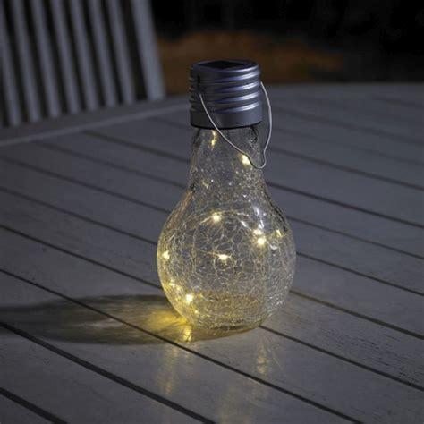 bright effects light bulbs bright garden crackle effect solar light buy online