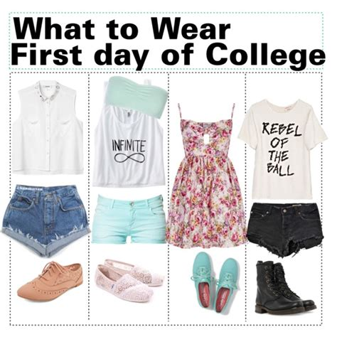 what to wear on s day what to wear day of college polyvore