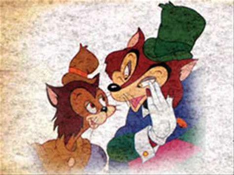 pinocchio testo canzone pinocchio canzone 5 gatto e la volpe