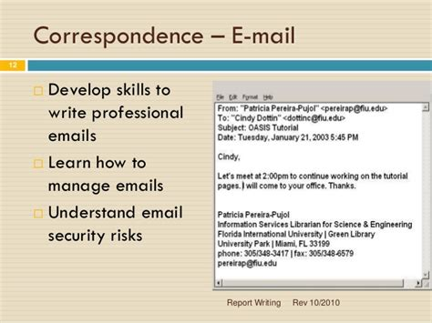 introduction to report writing pdf