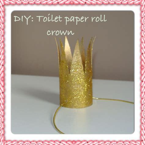 kcrown toilet paper diy toilet paper roll crown kayla s 1st birthday crown