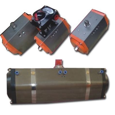 china rack pinion pneumatic actuator china pneumatic