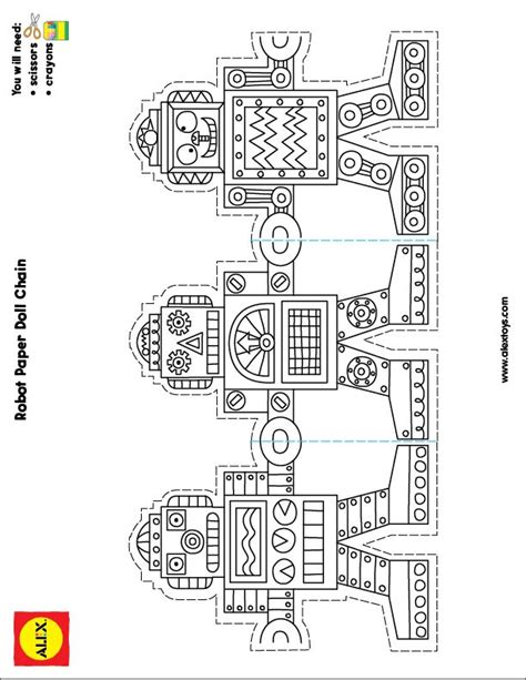 printable paper robot template 1000 images about robots on pinterest toys free