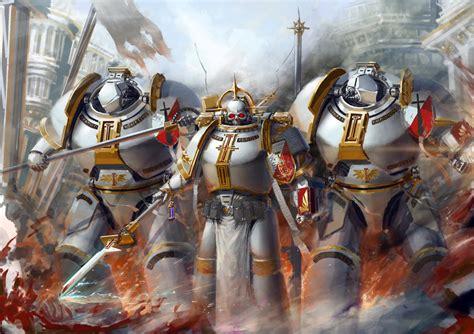 warhammer 40k wallpaper grey knights grey knight by hammk on deviantart