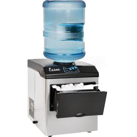 Countertop Water Cooler Walmart by Ensue Portable Countertop Stainless Steel Maker With
