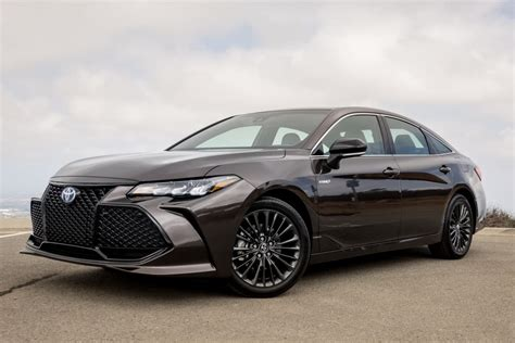 2019 Toyota Avalon Xse by 2019 Toyota Avalon Xse Car Specs 2019