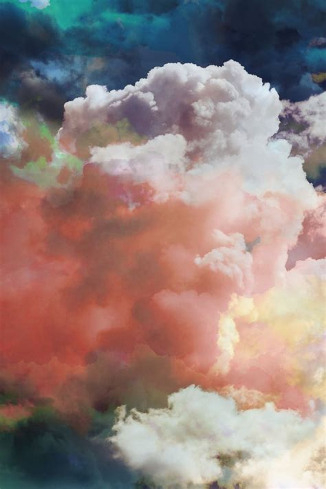 colorful clouds cloud style feng shui design nature the tao of