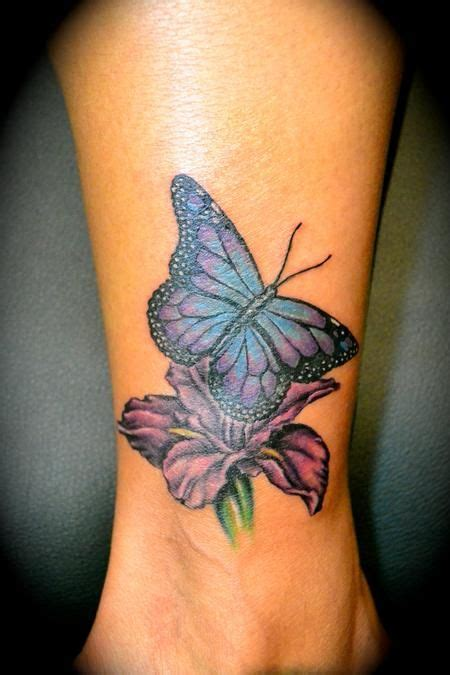 tattoo butterfly on ankle 67 butterfly tattoos on ankle