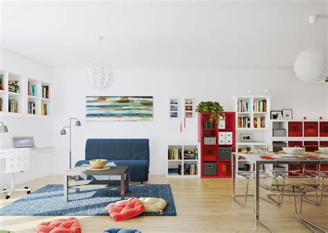ikea interiors cgarchitect professional 3d architectural visualization