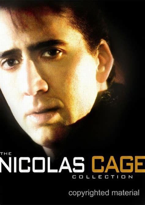 nicolas cage film zitate nicolas cage collection dvd dvd empire