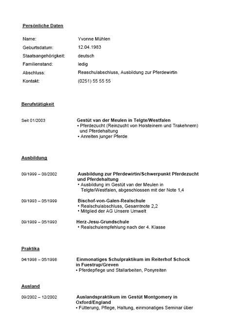 Praktikum Bewerbung C A Bewerbungsschreiben Vorlagen