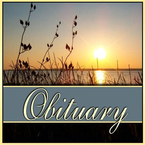 obituary joan tomes obituaries montevideo american