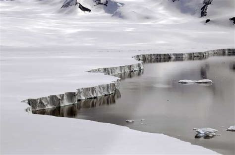 Antarctic Shelf Collapse west antarctic shelf a nudge and a push from collapse climate the earth times