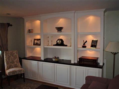 white built in cabinets custom entertainment centers designed built