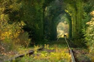 Mountain View Light Rail Abandoned Railroad Tracks Near Pripyat Imgur