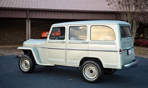 willys jeep truck 4 door 1960 willys jeep 4 door wagon 138982