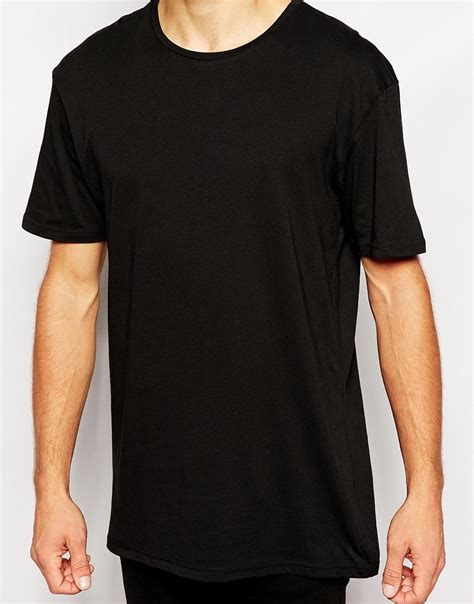 lyst another influence line pocket t shirt in black t shirt south park t shirts