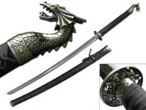 black dragon sword
