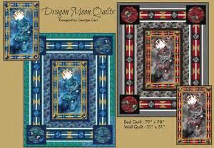 pattern  kona bay dragon moon bed dragon
