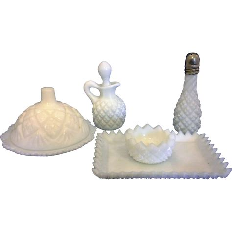 english hobnail pattern english hobnail pattern milk glass westmoreland children s