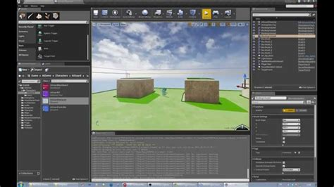 tutorial udk 2014 unreal engine ai tutorial 1 ai guard part one youtube