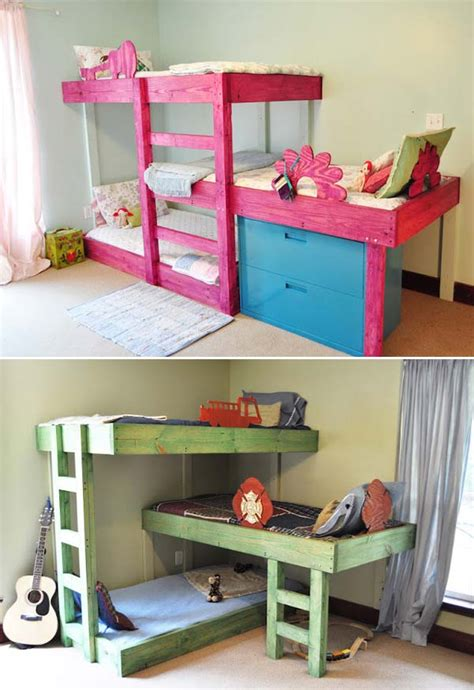 lustige kinderbetten 26 ideas to add to a child room amazing diy